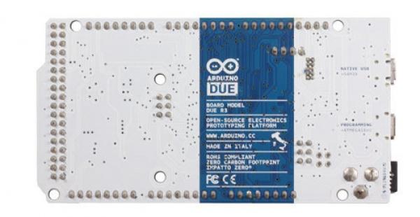 Arduino DUE - низ