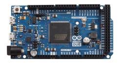Новая платформа быстрой разработки Arduino Due