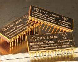 NanoTritium аккумуляторы обеспечивают энергией 20 лет