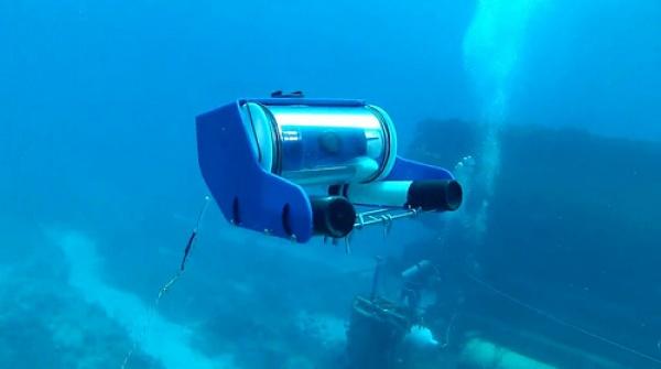 Проект подводного робота