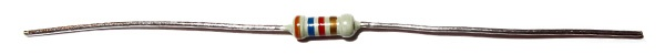 Резистор цветовая маркировка