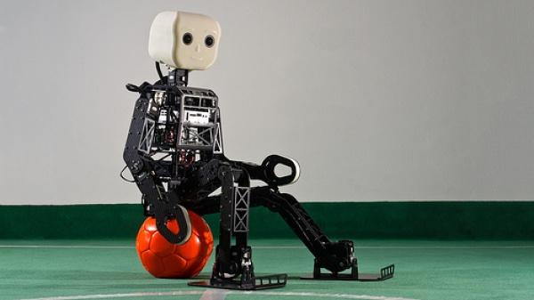 Робот NimbRo-OP