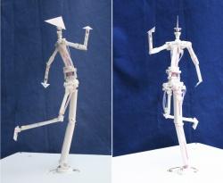 Японская компания разработала роботизированную анимационную фигурку