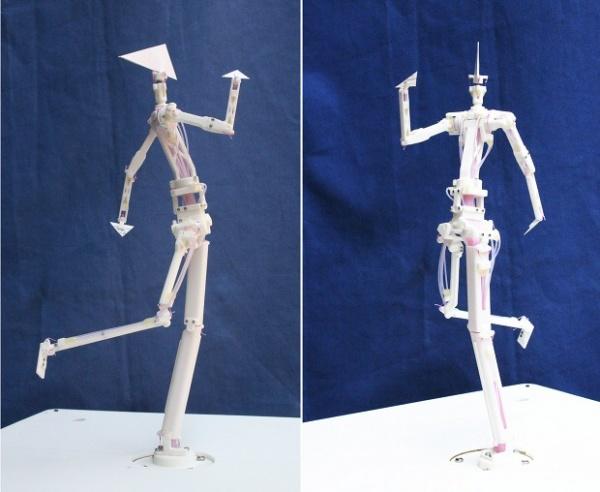Speecys роботизированная фигурка