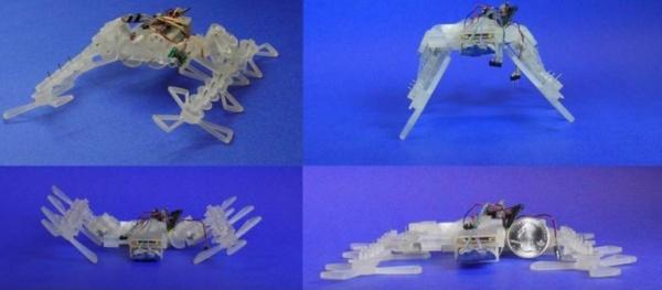 STAR - крошечный робот - 3