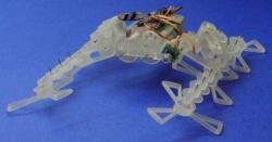 Крошечный робот STAR на 3D-принтере