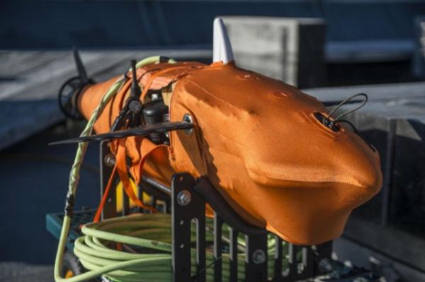 ВМС США используют роботов акул 2